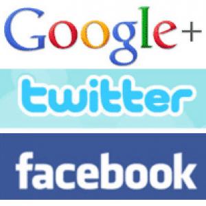 googletwitterfacebook